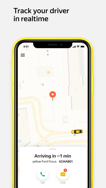 Yandex.Taxi — book a car screenshot-4