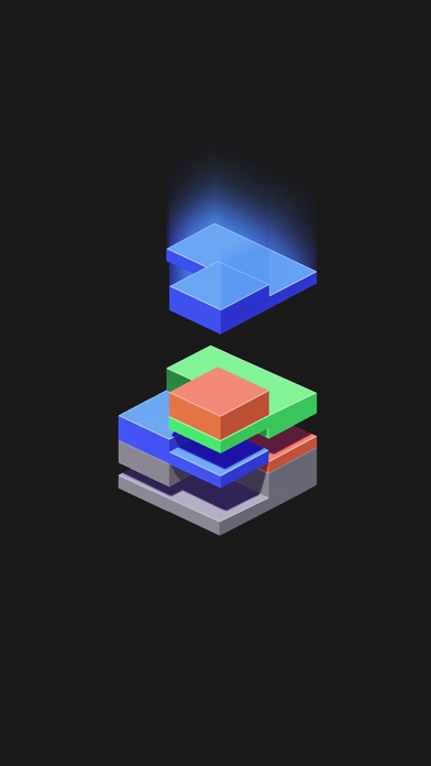 Tile Stack Puzzle Tower screenshot 4