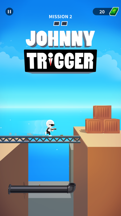 download Johnny Trigger indir ücretsiz - windows 8 , 7 veya 10 and Mac Download now