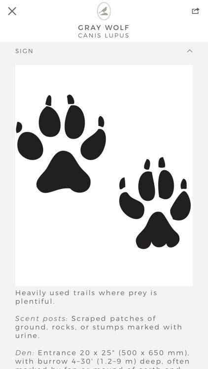 Fieldstone Guide: Mammals screenshot-3