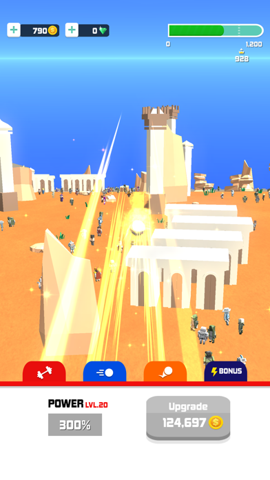 Catapult!! screenshot four