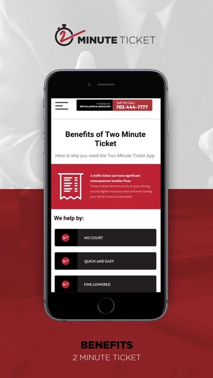 2 Minute Ticket screenshot-3