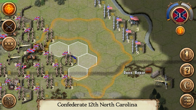 Civil War: 1865 screenshot-1