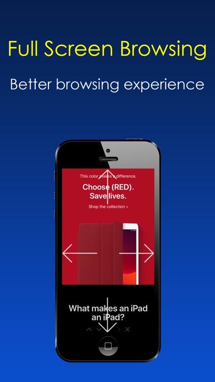 Dark Night Browser screenshot-7