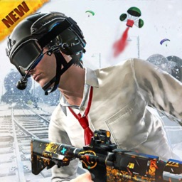 Winter Strike Battle Royale 3D