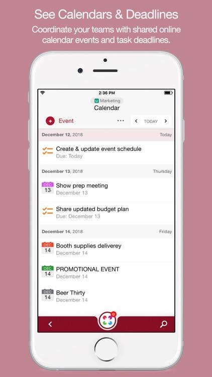 Samepage: Team Collaboration screenshot-4
