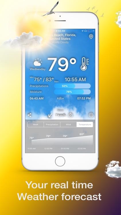 Weather and Storm Radar App screenshot-3