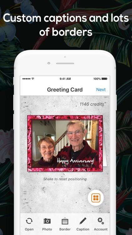 Greeting Cards App by SnapShot screenshot-3