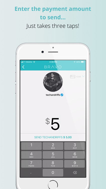 Bravo Tip or Pay – (iOS Apps) — AppAgg
