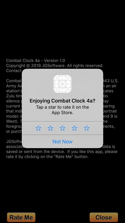 Combat Clock 4a screenshot-3