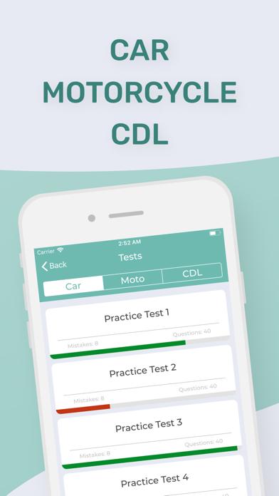 DMV Permit Practice Test - Hub by Rafael Mursalov (iOS