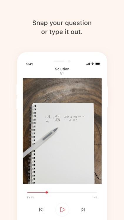 Solvit - Math Homework Help