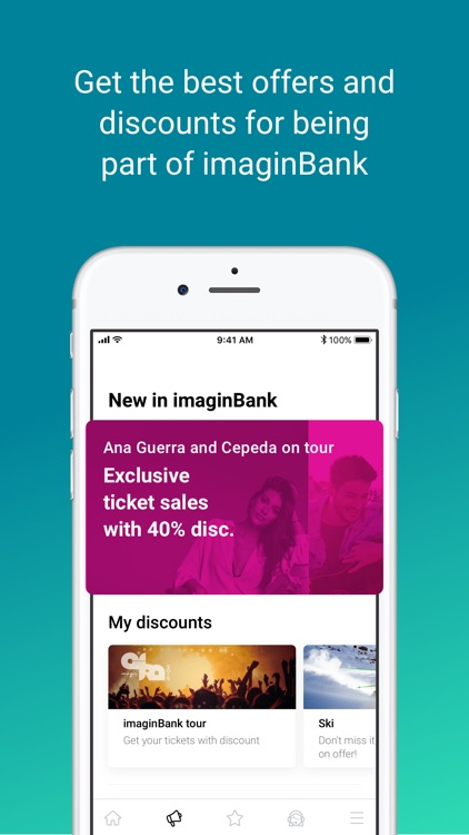 imaginBank - Your mobile bank screenshot-6
