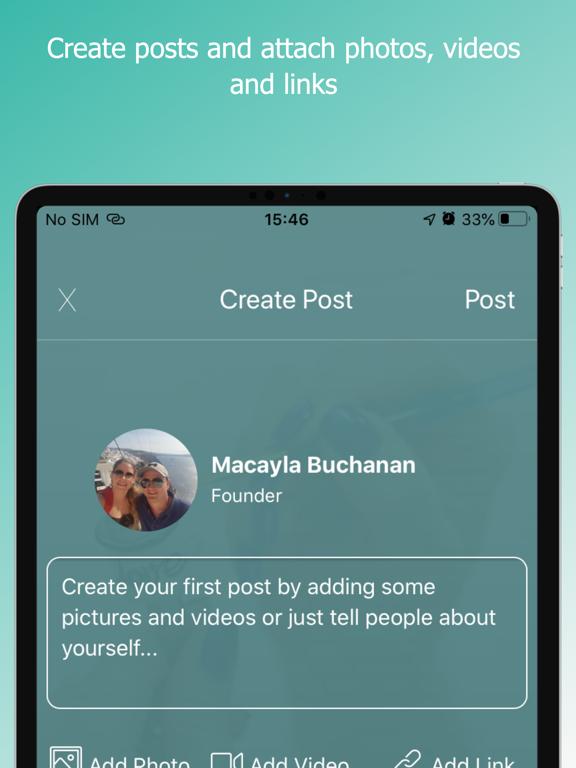 The Miniatures App screenshot