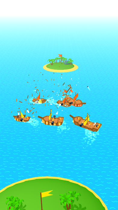 Sea Invaders! screenshot 3