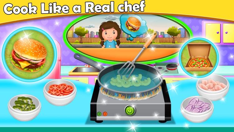 Food Truck Kitchen Chef screenshot-4