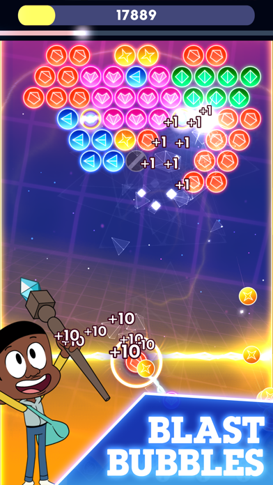 Plasma Pop phone App screenshot 1