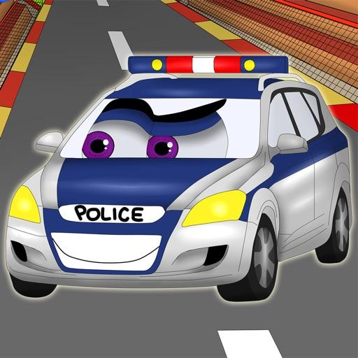 Cars Road Labyrinth Kids Game