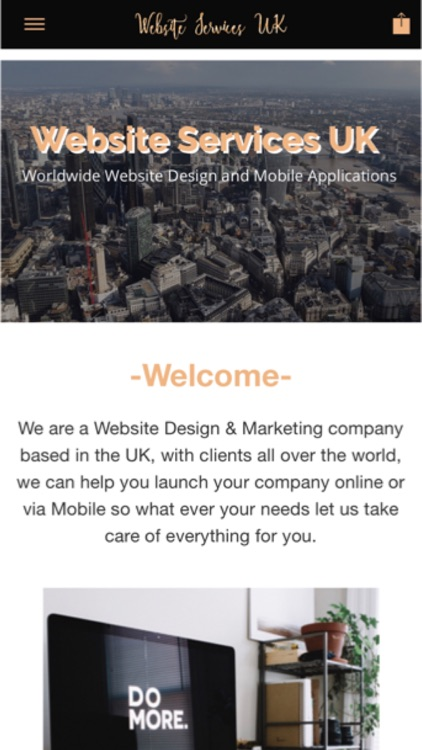 Website Services UK