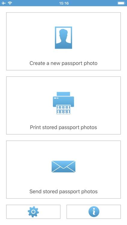 Biometric Passport Photo screenshot-4