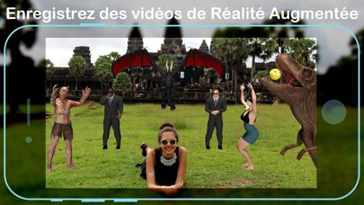 Screenshot #1 pour ARvid Réalité Augmentée