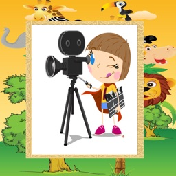 Kids Photo Frame & Editor