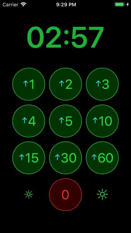 Flashlight Timer - Timed Torch screenshot-1