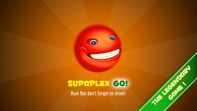 Screenshot from Supaplex GO!
