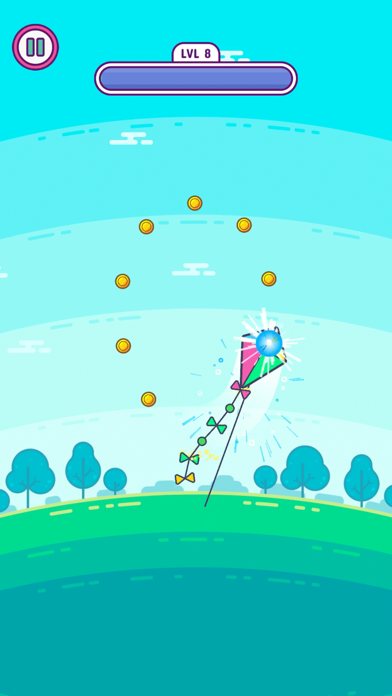 Kite Stunts screenshot 1