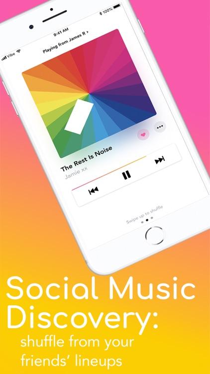 Vibe - Social Music