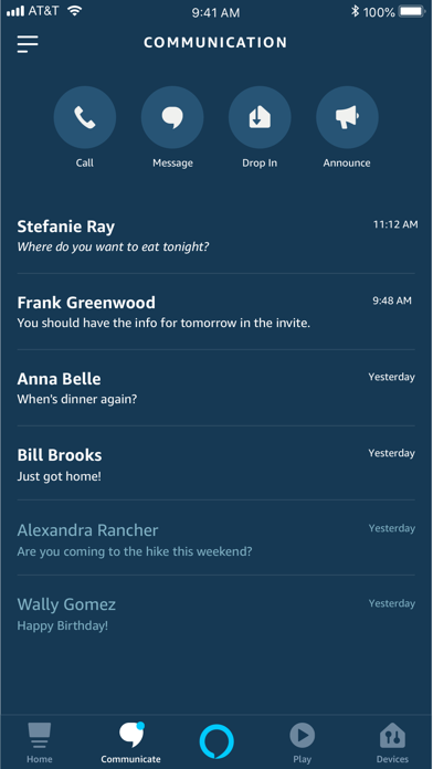 download Amazon Alexa apps 0