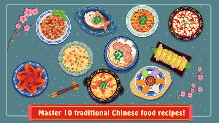 Purple Pink Chinese Food screenshot-5