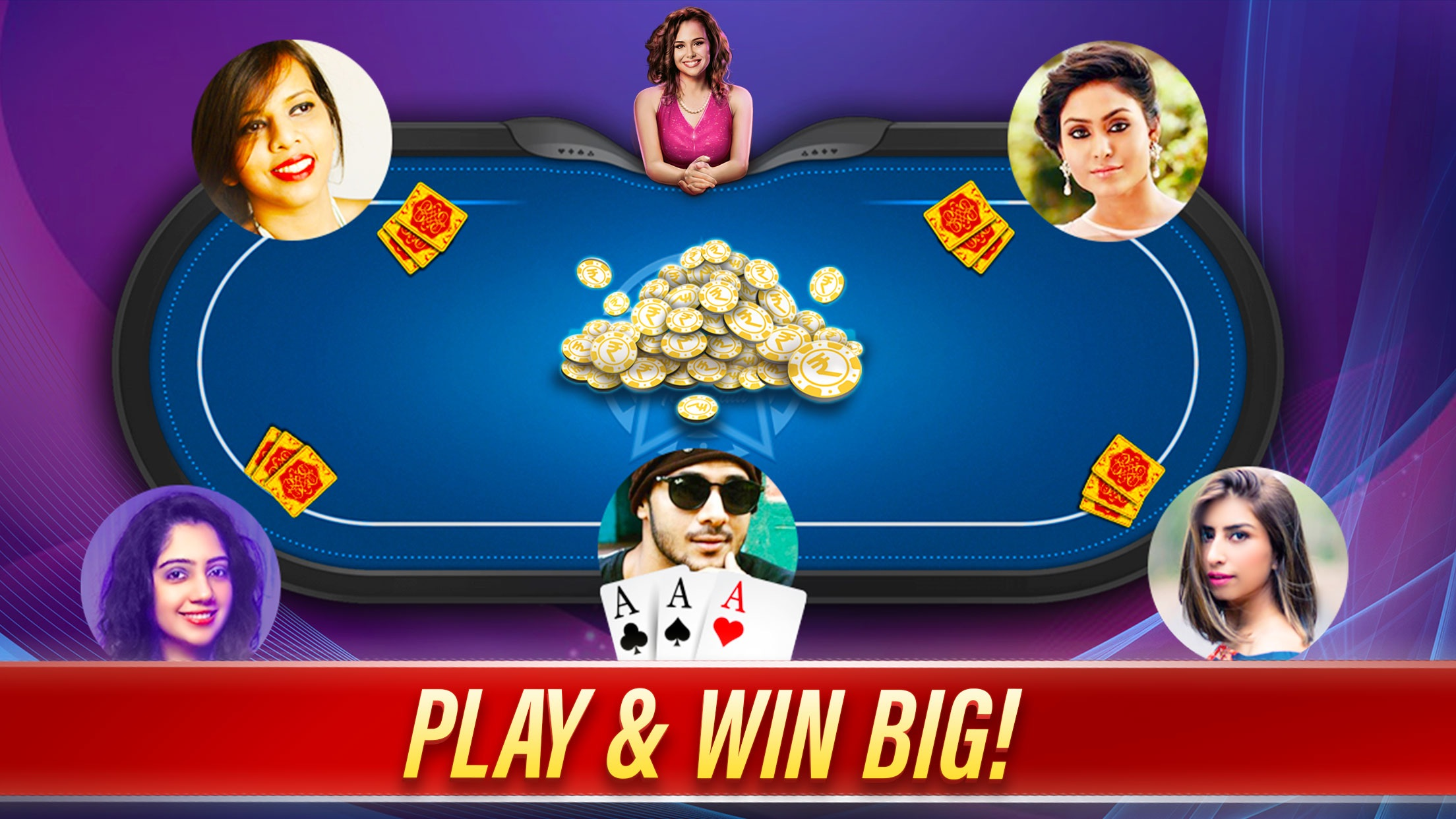 Teen Patti - 3 Patti Superstar Screenshot