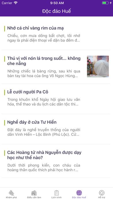 VisitHue - Du lịch Huế screenshot four