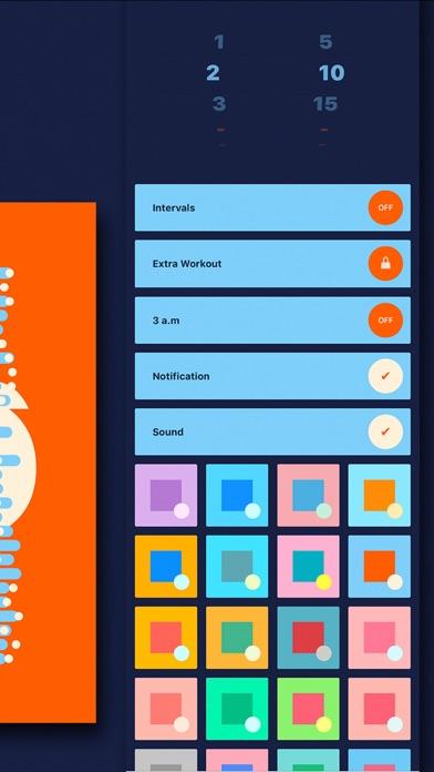 365日 腕立てアプリ|自宅で筋トレ ScreenShot2