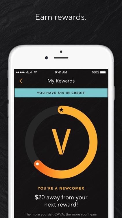 CAVA App screenshot-3