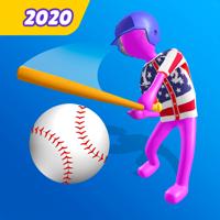 Rollic Games - Baseball Heroes artwork
