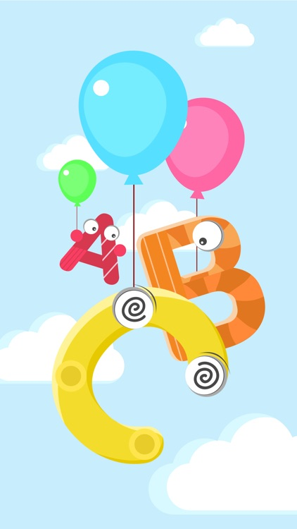ABC Candy Baby: Learn Alphabet screenshot-4