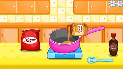 العاب طبخ: صنع الكعكلقطة شاشة1