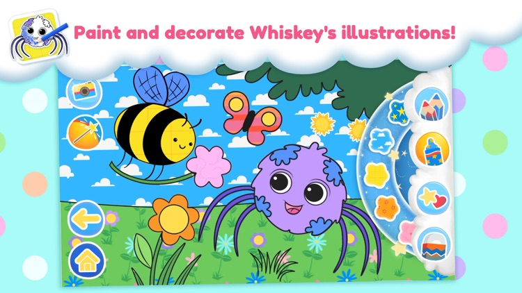 Whiskey the spider screenshot-0
