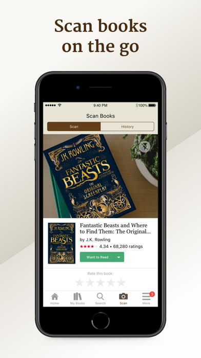 Goodreads: Book Reviewsのおすすめ画像2