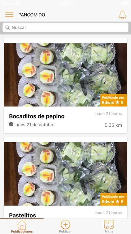 PanComido App screenshot-1