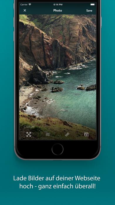 Jimdo CreatorScreenshot von 4