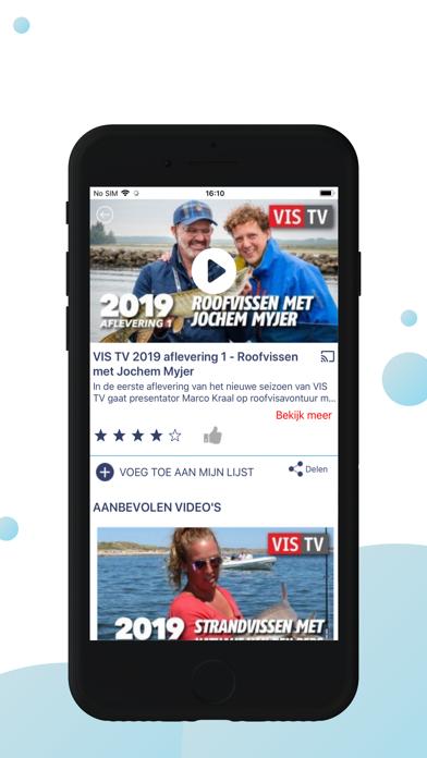 VIS TV Plus screenshot four