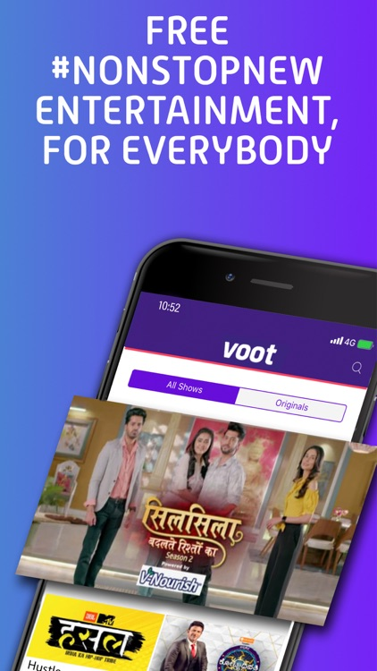 Voot screenshot-1