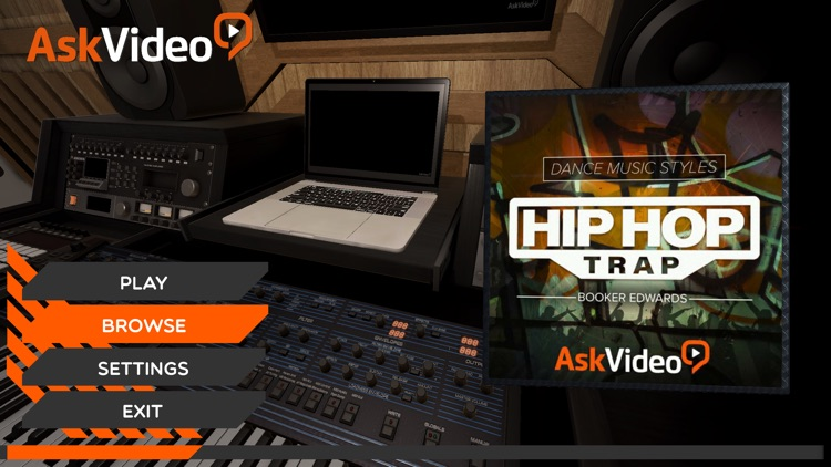Hip Hop Trap Music Course screenshot-0