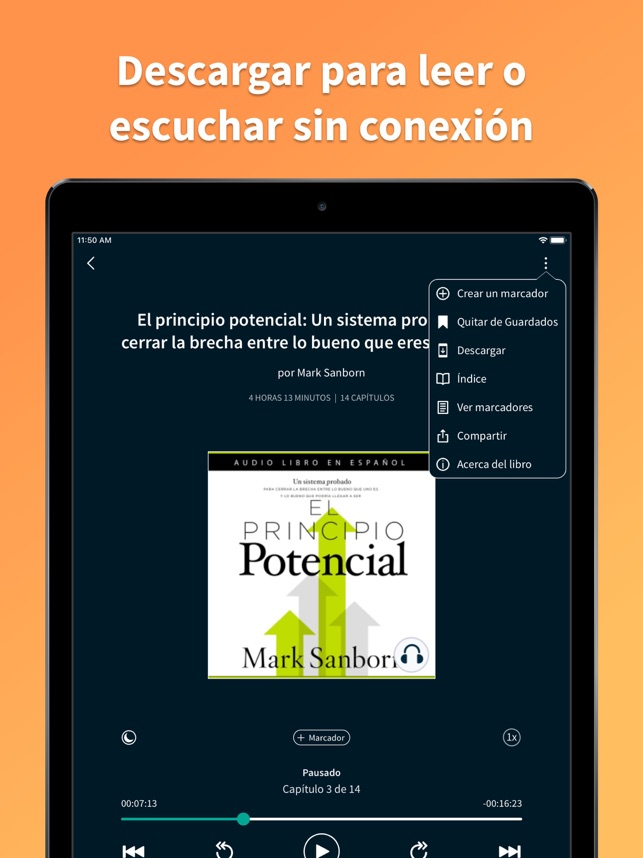 Scribd Audiobooks Ebooks En App Store