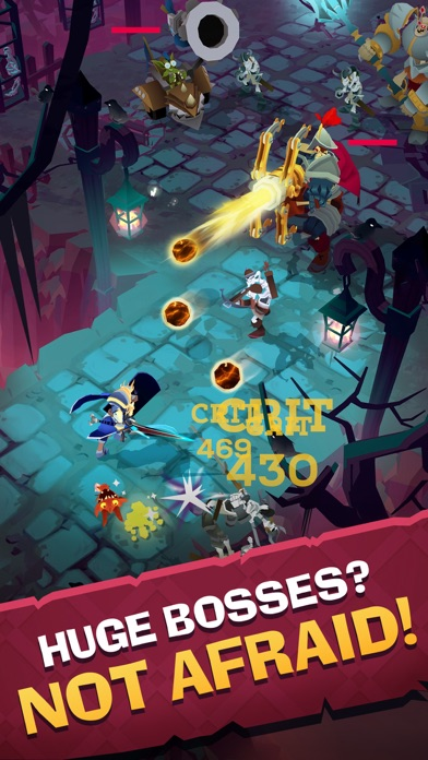 Mighty Quest For Epic Loot RPG screenshot 3