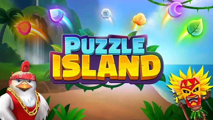 Puzzle Island: Match 3 Game screenshot-5
