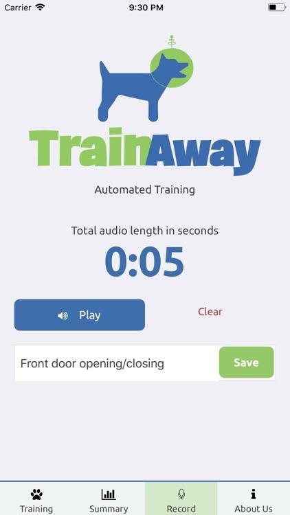 TrainAway - Dog Training screenshot-7